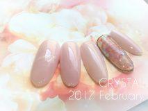 定額Eコース☆ ¥7,000- (ご新規様¥5,600- )春先取り♡ ほんわかピンクで花びらのように・・・♪