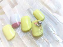 定額Eコース¥7000- (ご新規様¥5600-) おもちゃの様なカラー使い♪*+