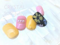 定額Cコース¥9800- (ご新規様¥7840-) POPなカラーチョイスがオススメ!!!!