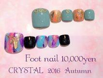 2016.AUTUMN FootNail Campaign