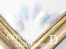 ☆定額Dコース Paraジェル¥10,000 カルジェル¥8,500      ご新規様20%オフ ちゅるんの紫陽花 design  by Nakajima