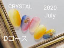 ☆定額Dコース  ¥8,500- (ご新規様 ¥6,800- ) 流行りのたてグラネイル スタッツも色々あります